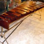 Audience view of COE 5.0 octave Practice Marimba