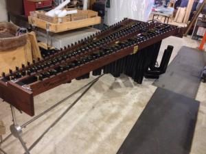 Upgraded Practice Marimba.